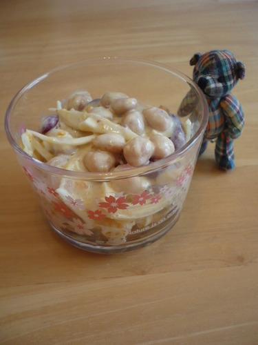 Bean and Egg Salad