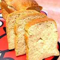 Healthy Whole Wheat Flour & Oatmeal Bread