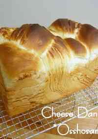Cheese Danish with Cheese Sheet