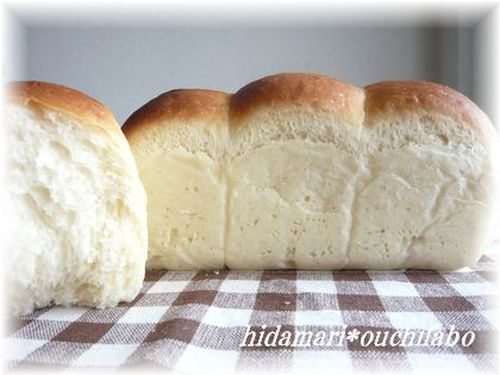 Simple Fluffy Mini Bread Loaves Using a Pound Cake Pan