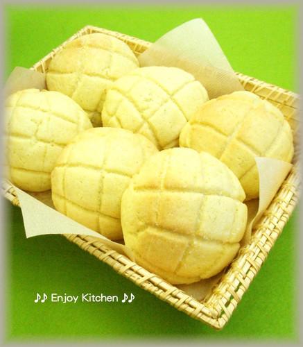 Exquisite Melon Bread