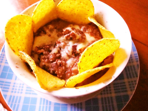Mexican-Style Tortillas and Bean Dip