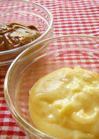 Easy Microwave Custard Made with Whole Eggs