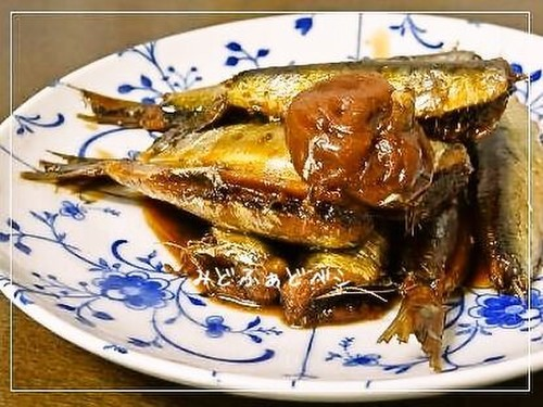 Small Candied Sardines (Using a Pressure Cooker)