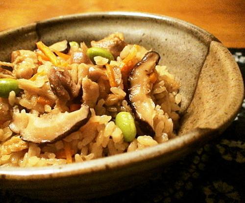 Standard 5 Ingredient Rice