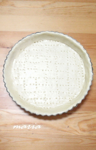 Easy Tart Crust