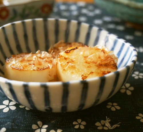 Soft & Steaming Yam Steaks