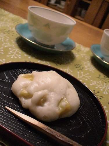 Ogre Dumplings (Oni-Manjuu)