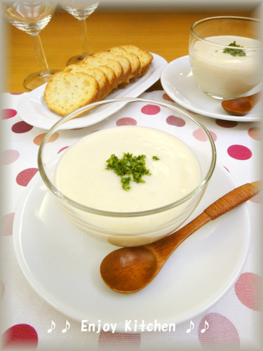 Lots of Onions♪ Vichyssoise