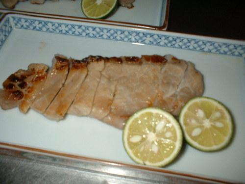Shio-Koji Roast Pork