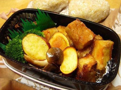 Very Easy Macrobiotic Recipe Fried Koya Dofu