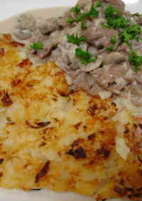 Rösti (Swiss Potato Pancake)