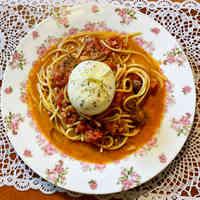 Tomato Basil Pesto Sauce