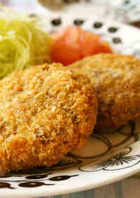 Minced Beef Cutlets