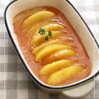 Sweetly Simmered Apples