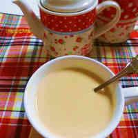 Easy Rich Milk Tea in a Microwave