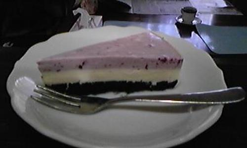 Blueberry No-bake Cheesecake