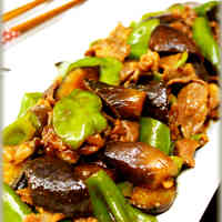 Spicy Stir-ffried Beef & Green Pepper