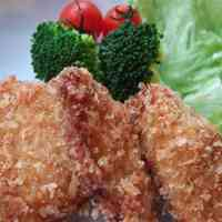 Soft & Crispy Chicken Katsu
