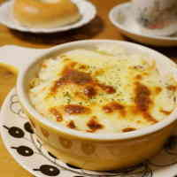 Easy & Rich Macaroni Au Gratin