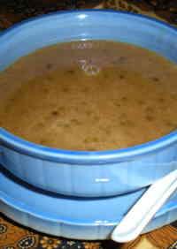 Bubur Kacang Hijau- Malaysian Sweet Green Bean Soup