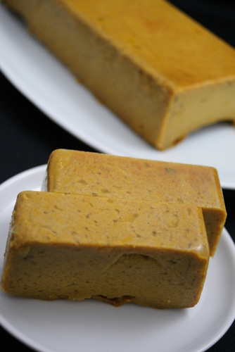 Diet Pumpkin Tofu Kanten