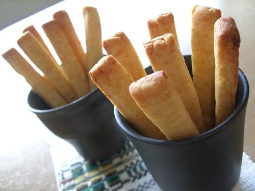 Consommé Potato Sticks