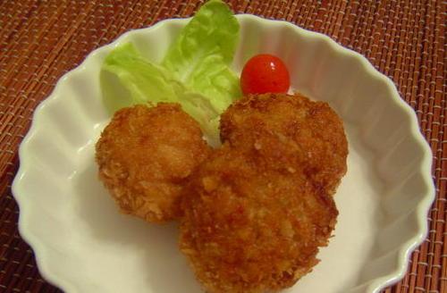 Fried Albacore Tuna