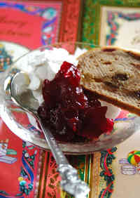 Easy American Cranberry Sauce