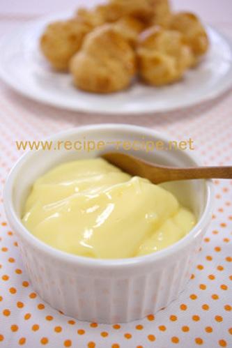 Perfect! Easy Basic Custard Cream