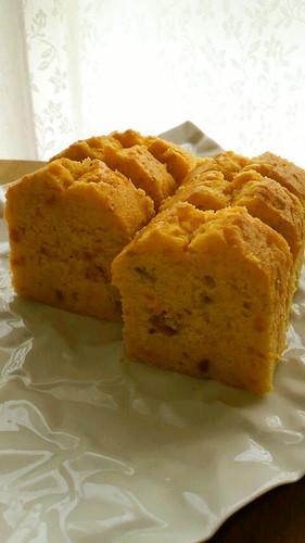 Yellow Kabocha Cake