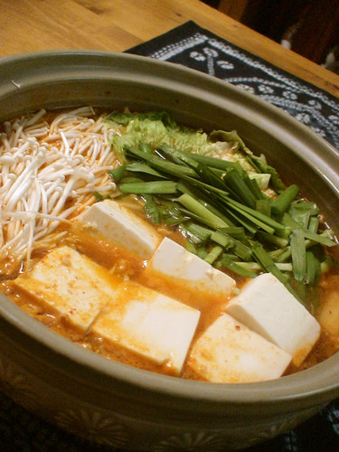 My Family's Superb Kimchi Hot Pot