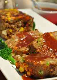 Christmas Meatloaf