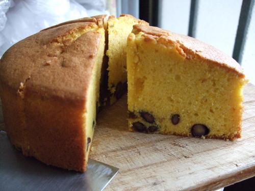 Kabocha Squash Cake