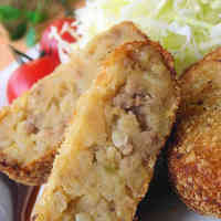 Meaty Pork Croquettes