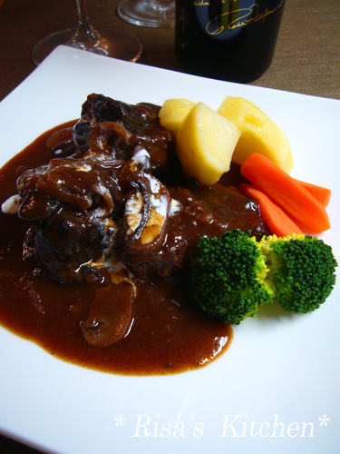 Sublime Beef Stew with Red Wine
