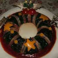 Christmas Wreath Meatloaf