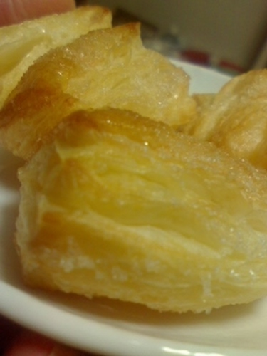 Authentic Homemade Puff Pastry