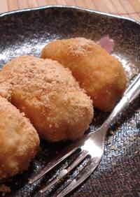 Mochi Rice Cakes with Okara