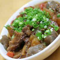 Doteyaki - Beef Tendons and Daikon Radish Simmered With Miso