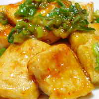 Sweet, Spicy, Rich Tofu Steaks