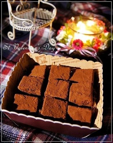 Secret Recipe for Melting Truffles