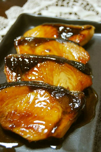 Glossy Teriyaki Sauce