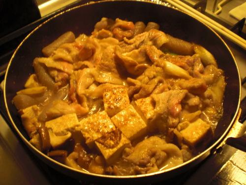 Better than Beef!? Amazing Pork Sukiyaki