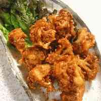 Really Popular Crispy Deep Fried Cauliflower