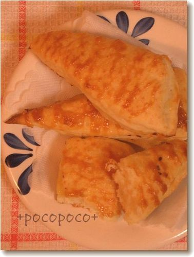 Great as Snacks: Mayo-Cheese Scones