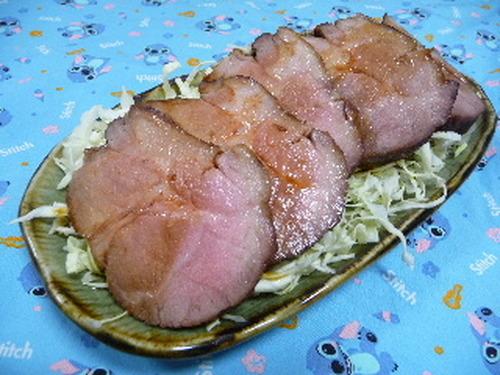 Homemade Roast Pork