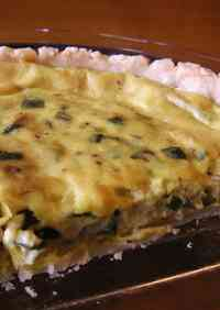 Egg and Dairy Free Vegan Tofu Quiche