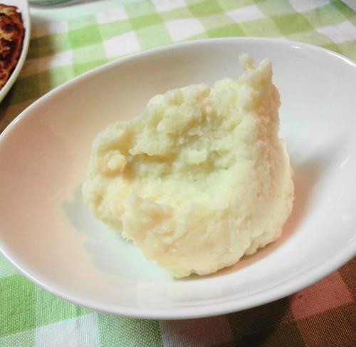Rich Mashed Potatoes