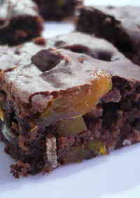 Macrobiotic Brownies for the Allergen-Sensitive